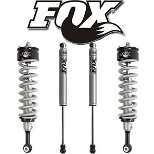 Fox Performance Series Front Coilover Rear IFP Shocks 2014
