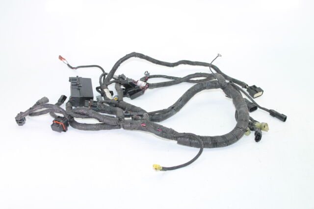 2015 Arctic Cat XF High Country 6000 ZR M M6000 Wiring
