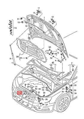Genuine AUDI A3 Cabriolet S3 Sportback Lim. quattro. Catch