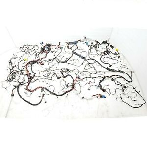 2015 BMW M235i COMPLETE INTERIOR MAIN BODY CHASSIS WIRING