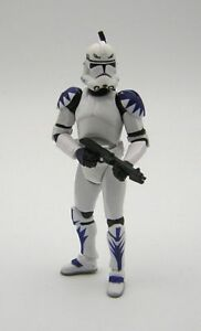 Star Wars Loose Clone Trooper ( ARC-170 Elite Squad ) TAC Battle Pack   eBay