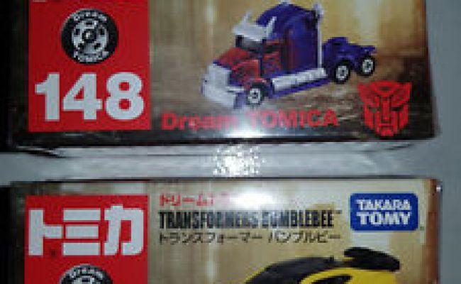 New Tomica 148 151 Diecast Transformers Optimus Prime
