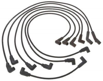 Ignition Spark Plug Wire Set for Chevy GMC Pontiac Replace