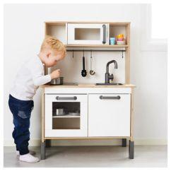 Kids Wood Kitchen Corner Rug Ikea Play Birch Plywood White 603 199 72 Duktig Ebay New