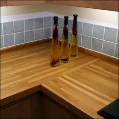 Kitchen Bars For Sale Staining Cabinets Darker Solid Oak Worktops Wood 3m 4m Breakfast Wooden Image Is Loading