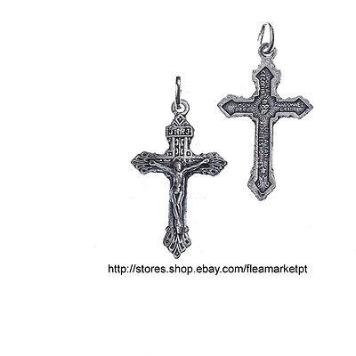 crucifix pendant necklace jesus