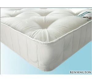 Image Is Loading Slumber Sleep Kensington 1200 Mattress All Sizes Free