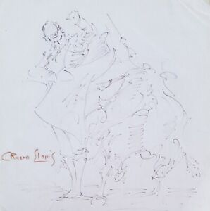 shop sale discounts CARLOS RUANO LLOPIS INK ON PAPER