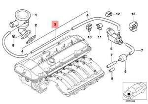 Genuine BMW E38 E39 E46 E53 Z3 Air Pump F Vacuum Control