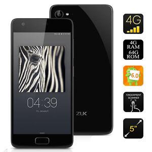 Original Lenovo ZUK Z2/Z2 Pro 4GB/6GB 64GB/128GB Smartphone Snapdragon 820 13MP