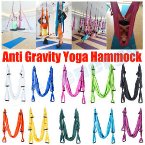 details about aerial yoga