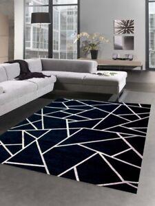details sur tapis moderne tapis du salon orient kelem noir bronze dore