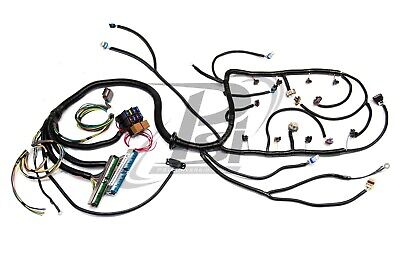 03-07 VORTEC PSI STANDALONE WIRING HARNESS W/T56 DRIVE BY