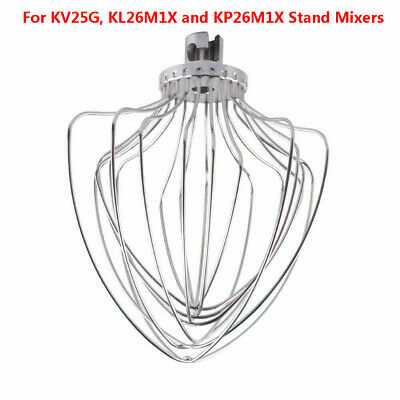 11 Wire Whip For KitchenAid 5 & 6 Quart Lift Stand Mixer