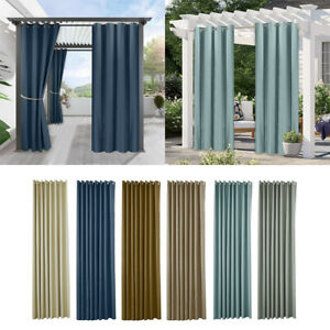 details about patio outdoor curtain outdoor waterproof window curtains mildew resistant