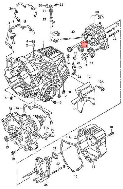 Genuine Sensor Rotor AUDI A4 S4 Cabrio quattro A6 S6 A8 S8