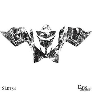 *NEW* SLED GRAPHICS DECAL STICKER WRAP FOR POLARIS IQ