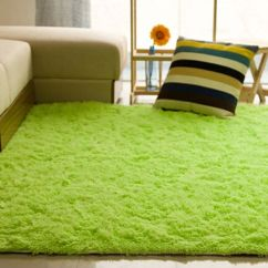 Living Room With Light Green Carpet Wooden Sofa Furniture Fluffy Rugs Anti Skid Shaggy Area Rug Home Bedroom Floor Norton Secured Powered By Verisign