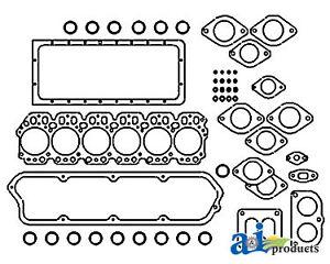 John Deere Parts GASKET SET UPPER RE66085 624HLL (6.8D & 6