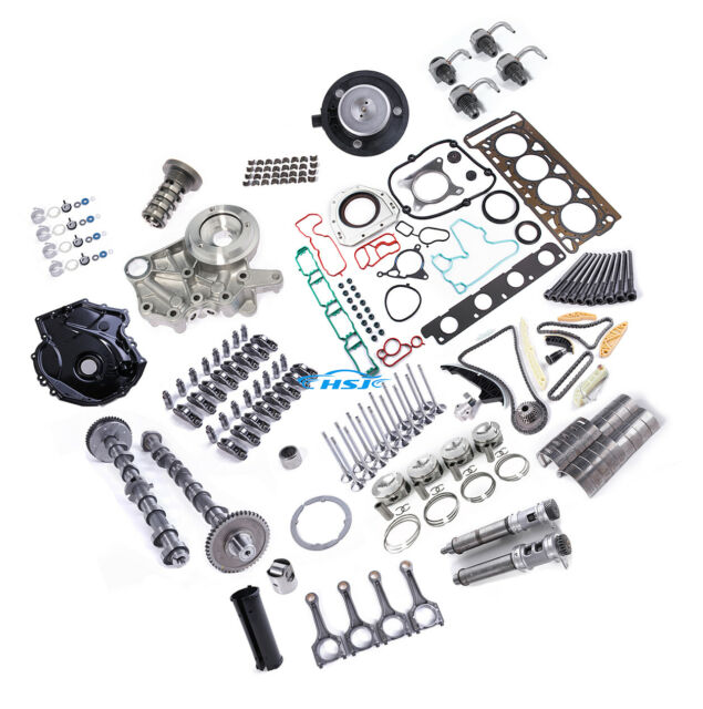 2.0T Engine Repair Rebuild Kit Fit For VW CC Golf Jetta