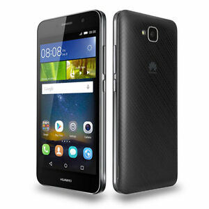 "Huawei Y6 Pro Gray 16GB 5"" Dual SIM13MP 2GB RAM Android Phone By FedEx"