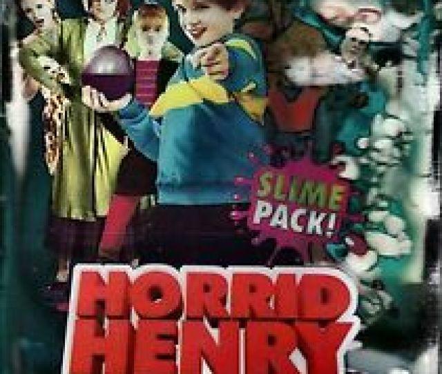 Image Is Loading New Dvd Horrid Henry The Movie W Slime