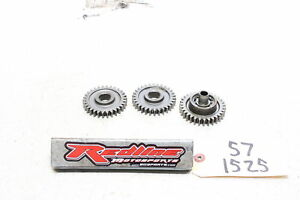 2005 HONDA AQUATRAX F12X BALANCE SHAFT GEAR LOT 13421-HW1