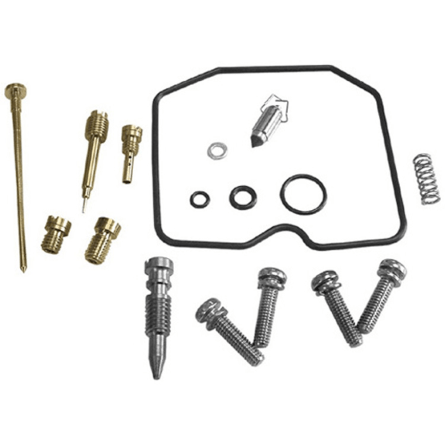 Carburetor Repair Kit For 1991 Yamaha YFZ350 Banshee ATV K