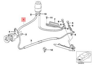 Genuine BMW 318i 318is 318ti E36 Z3 Power Steering