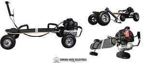 ScooterX 49cc 2-Stroke Gas Powered On/Off Road Skateboard