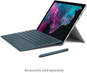 """Microsoft Surface Pro 6 12.3"""" Tablet - Intel Core i5-8250U 8GB RAM 128GB SSD"""