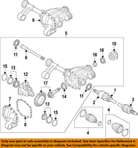 nissan titan front suspension diagram 1991 jeep cherokee radio wiring oem 16 18 xd axle assembly 39100ez40a image is loading