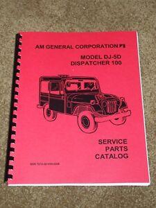 Postal Jeep Parts : postal, parts, Parts, Catalog,, Postal, Catalog