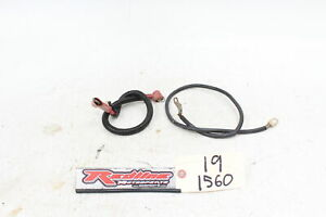 2003 POLARIS MAGNUM 330 4X4 POSITIVE BATTERY CABLE WIRE