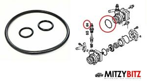 POWER STEERING PAS PUMP OIL ANELLO SEAL KIT for MITSUBISHI