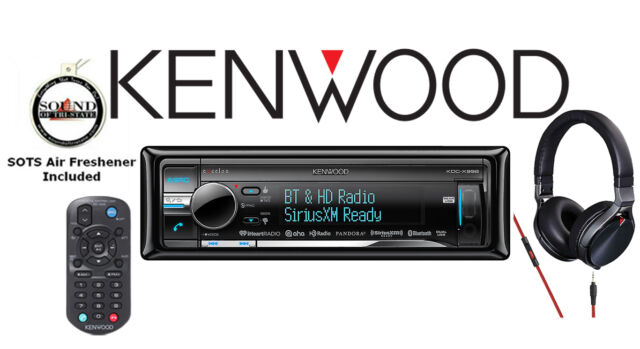 Kenwood DDX375BT 6.2