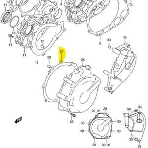 Suzuki OEM Stator Cover Gasket GSX-R600/750/1000 11483