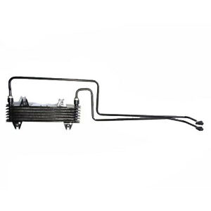 New Heavy Duty External/Aux Oil Cooler FOR 1998-2004
