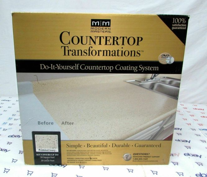 Modern Masters Countertop Coating