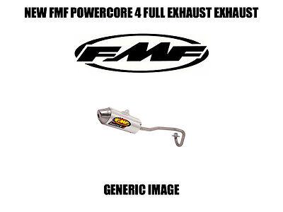 NEW FMF POWERCORE 4 FULL EXHAUST 2000-2017 YAMAHA TTR125