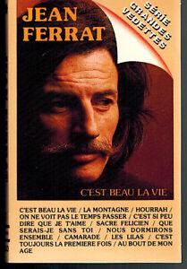 C Est Beau La Vie : CANADA, CASSETTE, AUDIO, FERRAT, C'EST