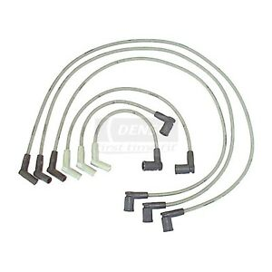 Spark Plug Wire Set For 2001-2003 Ford Windstar 3.8L V6