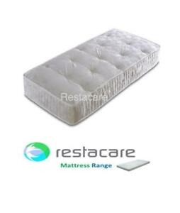 Image Is Loading Pocket Sprung Adjule Electric Bed Mattress Only 2