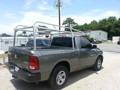 dodge rambox ladder rack aluminum ebay