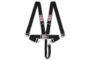 STR SFI Approved 5 Point Racing Safety Harness Belt NASCAR