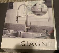 giagni pd222ss kitchen faucet for sale