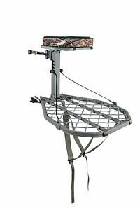 New Summit Treestands Featherweight Switch Hang-On Stand