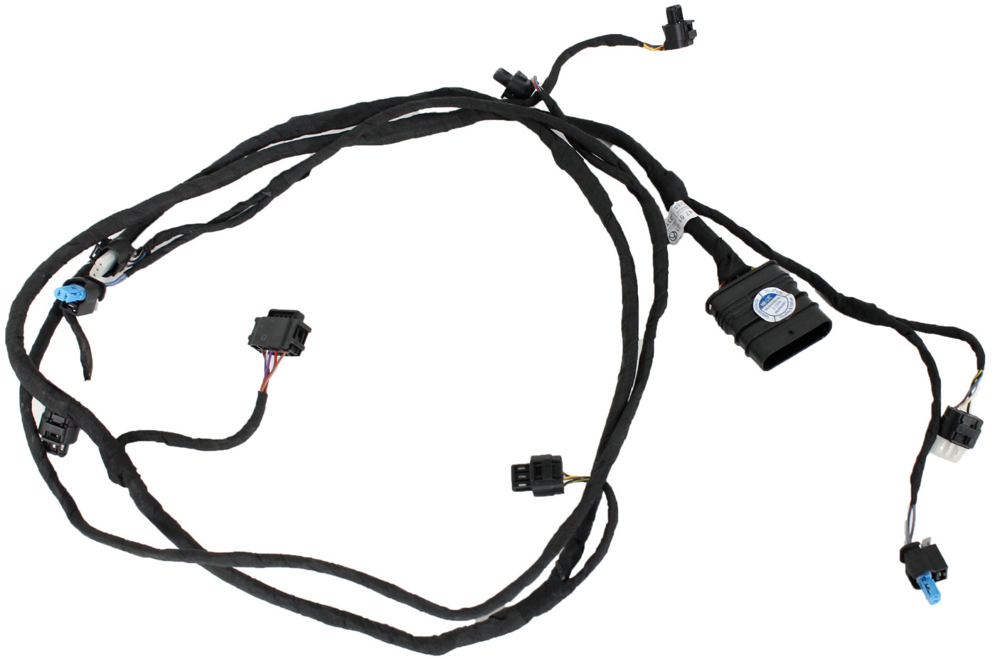 New Mb E W212 Front Bumper Parktronic Wiring Harness