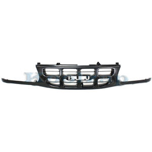 00-02 Rodeo & Sport Front Grill Grille Assembly w/o