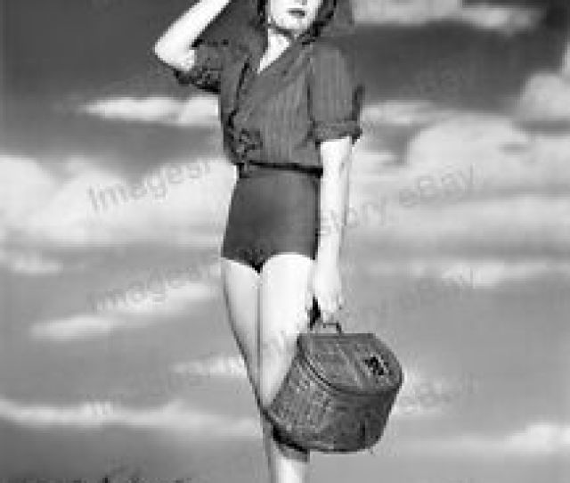 Image Is Loading 8x10 Print Sexy Model Pin Up 1950 039